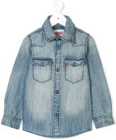 Levi's Kids denim shirt