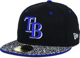New Era Tampa Bay Rays MLB August Hookups 59FIFTY Cap