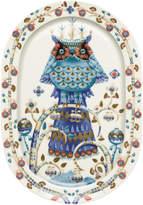 Iittala Taika Porcelain Serving Platter