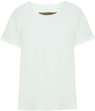 Enza Costa Cotton-jersey T-shirt