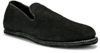 Guidi Slip On in Black | FWRD