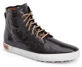 Blackstone Men's 'Im 10' Leather High Top Sneaker