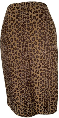 Fendi Brown Skirt for Women Vintage