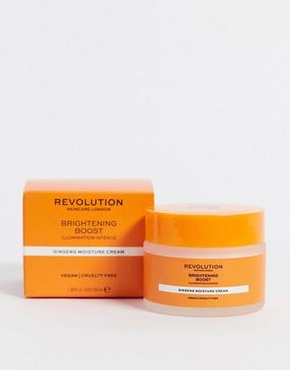 Revolution Skincare Brightening Boost Cream - Ginseng