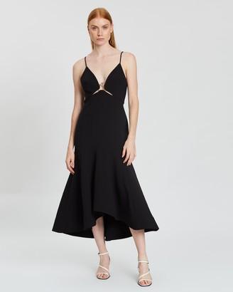 Acler Marine Dress