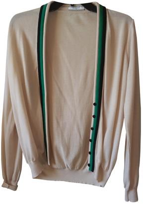 Bouchra Jarrar Ecru Wool Knitwear for Women
