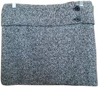 N. Pedro Del Hierro \N Brown Tweed Skirts