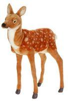 """Hansa 32"""" Deer Plush Toy"""