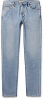 Burberry Slim-fit Stretch-denim Jeans - Light denim