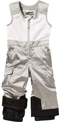 Spyder Bitsy Sparkle Pants (Toddler/Little Kids) (Silver) Girl's Casual Pants