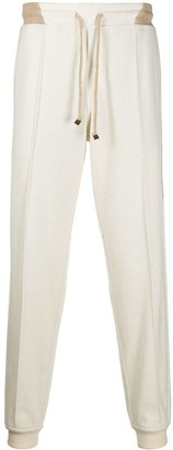 Brunello Cucinelli Colour Block Track Pants