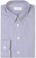 Eton Slim-fit Single-cuff Cotton-twill Shirt