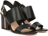 Via Spiga Wrapped Heel Leather City Sandals - Harriett