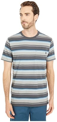 O'Neill Smasher's Short Sleeve Crew (Graphite) Men's Clothing