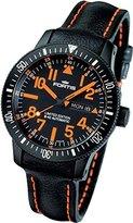 Fortis Men's 647.28.13L.13 B-42 Black Mars 500 Automatic Black Dial Watch