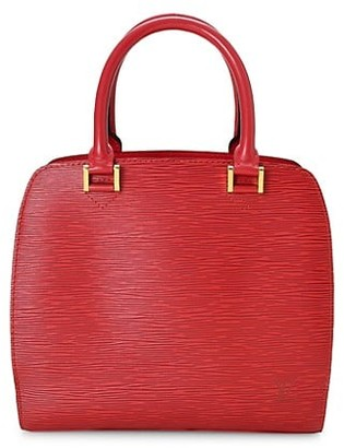 Vintage Louis Vuitton Vintage Pont-Neuf Epi Leather Top Handle Bag