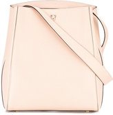 Valextra structured shoulder bag - women - Calf Leather - One Size