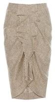 Etoile Isabel Marant Isabel Marant, Étoile Jorja Linen Pencil Skirt