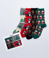 Hot Sox Holiday Gift Box Set 4-Pack