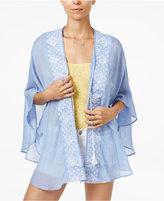 Steve Madden Venetian Breeze Embroidered Kimono