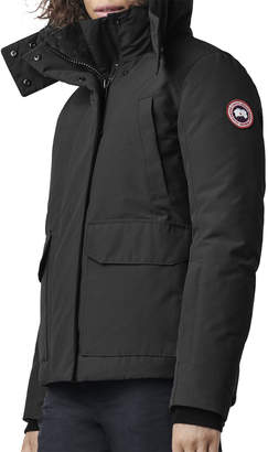 Canada Goose Blakely Hip-Length Park w/ Detachable Hood