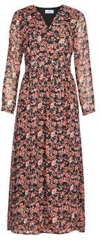 Betty London women's Long Dress in Multicolour