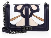 Rebecca Minkoff Floral Patchwork Love Leather Crossbody Bag