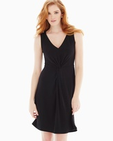 Soma Intimates Sleeveless Charlotte Dress Black