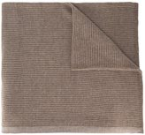 Rick Owens ribbed scarf - women - Cashmere/Polyamide/Wool - One Size