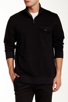 Ted Baker Newbevy Quarter Zip Sweatshirt