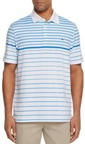 Vineyard Vines Performance McEver Striped Classic Fit Polo Shirt