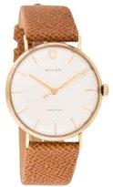 Rolex Precision Watch