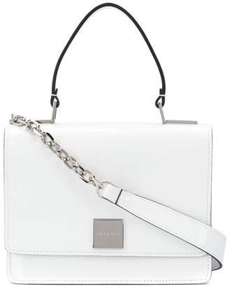 Casadei top handle shoulder bag