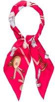 Hermes La Danse Silk Scarf