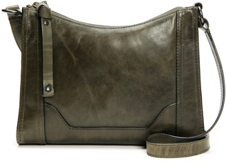 Frye Melissa Leather Crossbody Bag