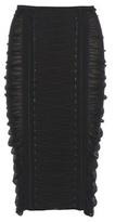 Balmain Ruched Skirt