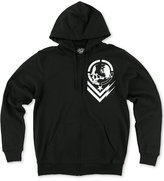 Metal Mulisha Men's Lightweight Graphic-Print Logo Hoodie