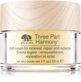 Origins Three Part Harmony Soft Cream for Renewal, Repair and Radiance