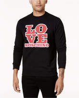 Love Moschino Men's Graphic-Print Sweatshirt