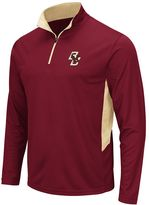 Men's Campus Heritage Boston College Eagles Hardy 1/4-Zip Pullover