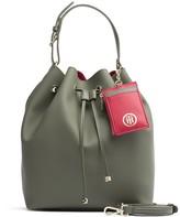 Tommy Hilfiger Signature Mini Bucket Bag