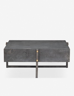 Lulu & Georgia Alain Square Coffee Table
