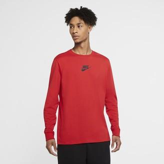Nike Men's Long-Sleeve T-Shirt Sportswear JDI