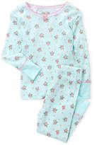Rene Rofe Toddler Girls) Two-Piece Floral Pajama Set