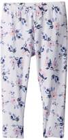Splendid Littles Floral Print Leggings Girl's Casual Pants
