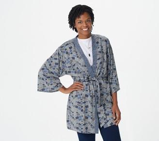 The Muses Lounge Sweaterknit Kimono Sleeve Cardigan