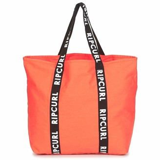 Rip Curl STANDARD TOTE ESSENTIALS Shopper bags femmes Coral - One size - Shopping Bags/Baskets