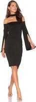 Lumier Keep Control Long Sleeve Mini Dress