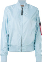 Alpha Industries bomber jacket - women - Nylon/Polyester - L