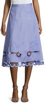Temperley London Bellanca A Line Skirt
